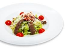 салат плиты Стоковые Изображения RF