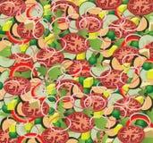 салат предпосылки Стоковые Изображения RF