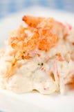 салат реки crayfish Стоковые Фото