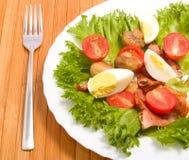 салат свежести здоровый Стоковая Фотография
