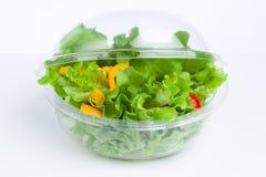 Салат свежих овощей стоковое фото rf