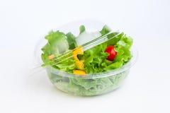 Салат свежих овощей стоковые фотографии rf