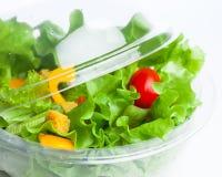 Салат свежих овощей стоковая фотография rf
