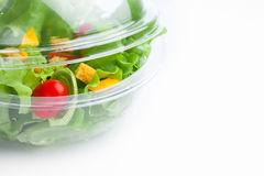 Салат свежих овощей стоковые изображения