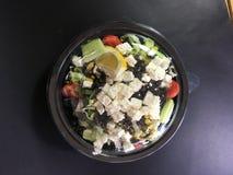 Салат сыра коробки Стоковое Изображение RF
