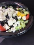 Салат сыра коробки Стоковая Фотография