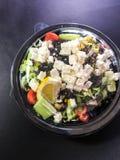 Салат сыра коробки Стоковые Изображения RF