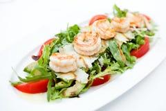 Салат с шримсами Стоковое фото RF