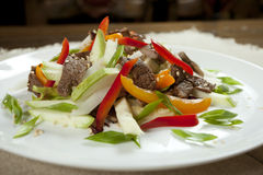 салат тайский Стоковое фото RF