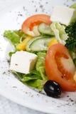 салат цезаря Стоковое Изображение