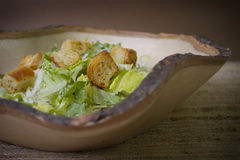 салат цезаря Стоковое фото RF