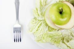 салат штепсельной вилки Стоковое Фото