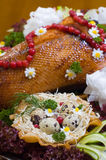 салат яичка Стоковые Фотографии RF