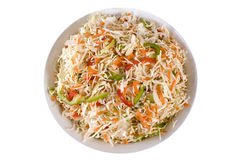 салат coleslaw Стоковое Фото