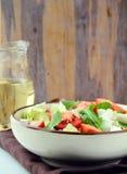 салат feta сыра греческий среднеземноморской Стоковые Изображения