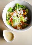 салат feta сыра Стоковое Фото