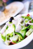 салат feta сыра Стоковое Изображение RF