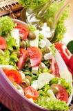 салат feta сыра Стоковые Изображения