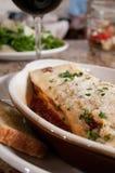 салат lasagna Стоковое фото RF
