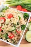 Салат Quinoa Стоковые Изображения RF