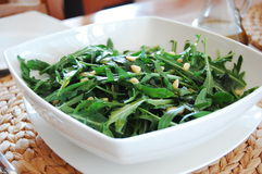 салат rucola масла прованский Стоковая Фотография RF