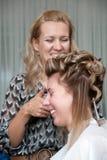 салон волос Стоковые Изображения