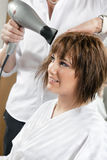 салон волос Стоковое Фото