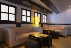 салон кафа Стоковая Фотография