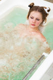 салон красотки ванны Стоковые Изображения