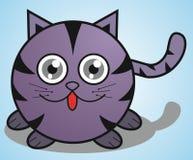 сало кота иллюстрация вектора