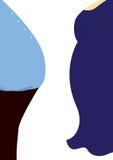 сало пар Стоковое Изображение RF