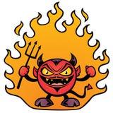 сало дьявола Стоковые Изображения RF