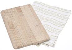 салфетка блока деревянная Стоковое Изображение RF