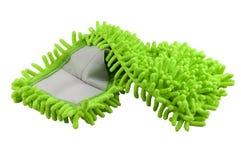 Салфетка от microfiber для mop Стоковое Изображение