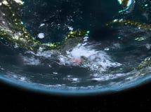 Сальвадор на ноче Стоковые Изображения