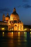 салют santa venice maria della базилики Стоковая Фотография RF