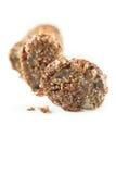 салями шоколада Стоковая Фотография