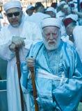 самаритянин поддачи еврейской пасхи Стоковая Фотография RF