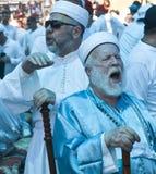 самаритянин поддачи еврейской пасхи Стоковое Изображение