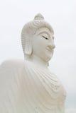 самая большая белизна Будды Стоковое Изображение RF