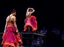 Самая лучшая драма танцульки Flamenco Стоковое Фото