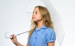 Самая лучшая концепция аксессуара падения Погода падения ненастная приятная Погода падения встречи ребенка девушки готовая с проз стоковые фото