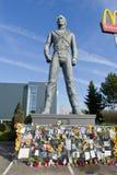 самая лучшая статуя Нидерландов jackson michael Стоковое Изображение RF