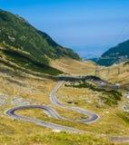 Самая лучшая дорога в мире стоковые изображения