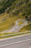 Самая лучшая дорога в мире стоковое фото rf