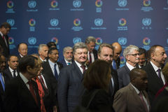 Саммит мира гуманитарный, Стамбул, Турция, 2016 Стоковая Фотография