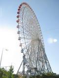 самое большое ferriswheel osaka Стоковые Изображения RF