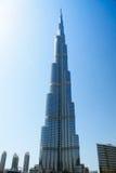Самое высокорослое здание в мире Стоковые Фото