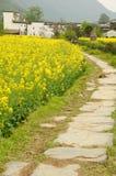 Самое красивейшее село в Китае Стоковое Изображение RF
