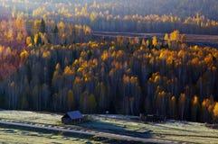 Самое красивейшее село Китая Стоковое фото RF